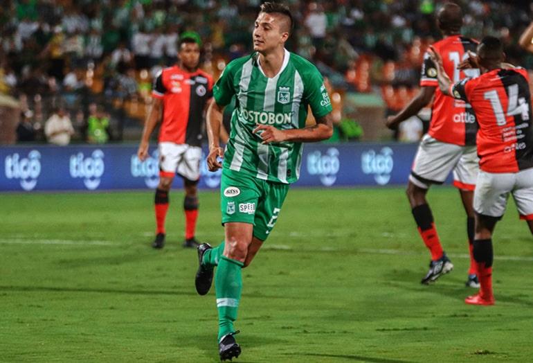 Juan Pablo Ramírez, Atlético Nacional 3 - 0 Cúcuta Deportivo, Liga Águila 2019-II