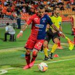 Leonardo Castro, Medellín 1 - 0 Tucumán, Copa Libertadores 2020 (1)