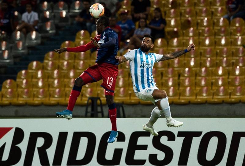 Medellín 1 - 0 Tucumán, Copa Libertadores 2020 (1)