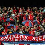 Medellín 2 - 1 Rionegro Águilas, Liga 2020-I, afición
