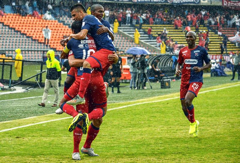 Medellín 3 - 1 Patriotas, Liga 2020-I