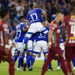Goles resumen y resultado Millonarios 2 - 0 Always Ready