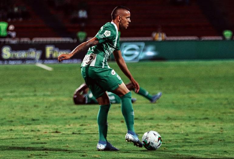 Néyder Moreno, Atlético Nacional, Liga Águila 2019-II (1)