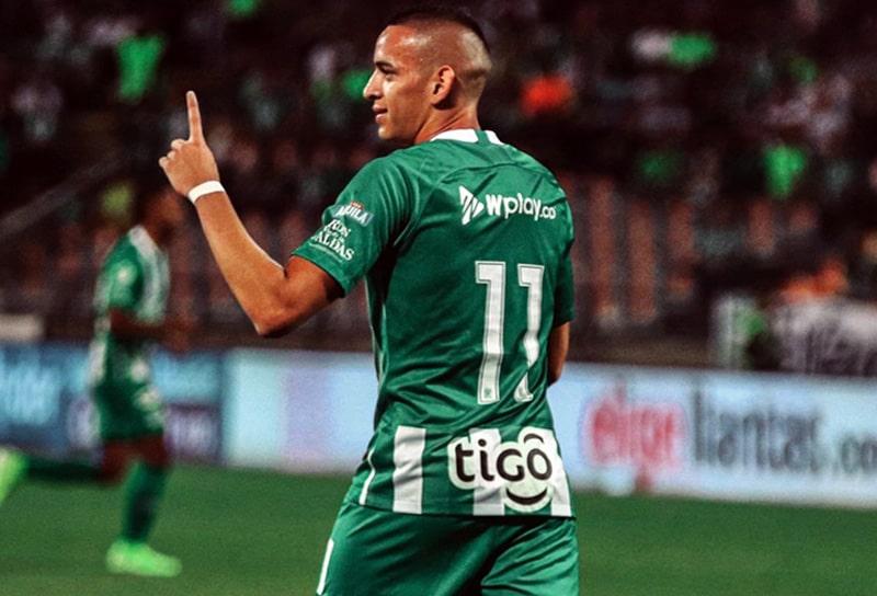 Néyder Moreno, Atlético Nacional, Liga Águila 2019-II