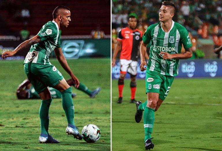 Neyder Moreno, Indio Ramírez, Atlético Nacional, Liga Águila 2019-II