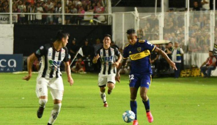 Nuevo gol de Sebastián Villa con Boca Juniors   Futbolete.com