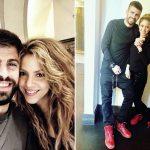 Shakira, Gerard Piqué, Fútbol y Ellas, portada