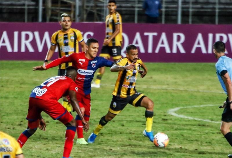 Táchira 2 - 0 Medellín, Copa Libertadores 2020