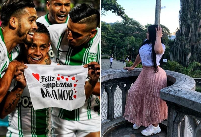 Vladimir Hernández, Brenda Guevara, Fútbol y Ellas, portada
