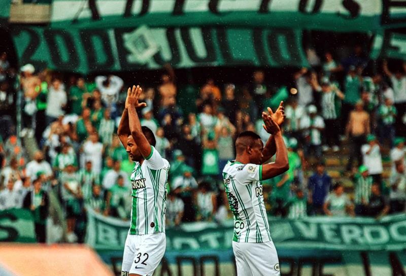 Yerson Candelo, DIM 1 - 3 Atlético Nacional, Liga 2020-I