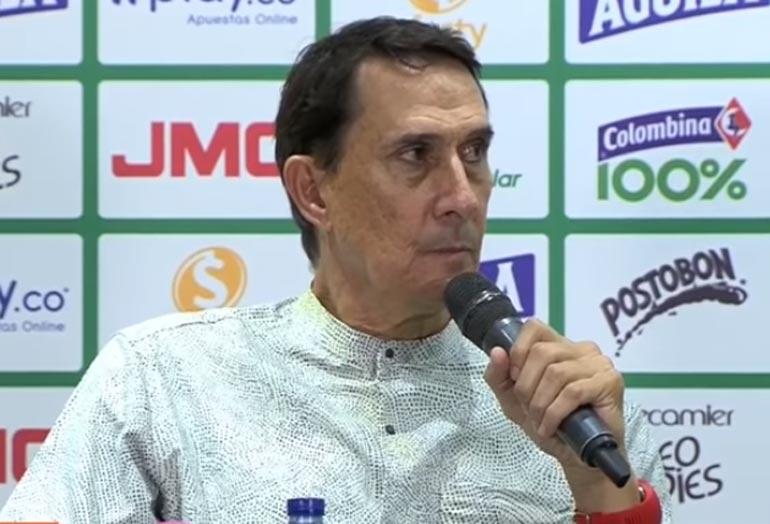 El porqué de Alexandre Guimaraes al elegir Atlético Nacional