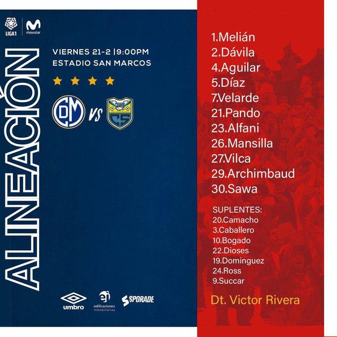 EN VIVO – Deportivo Municipal vs Carlos Stein online por la Primera División de Perú 1
