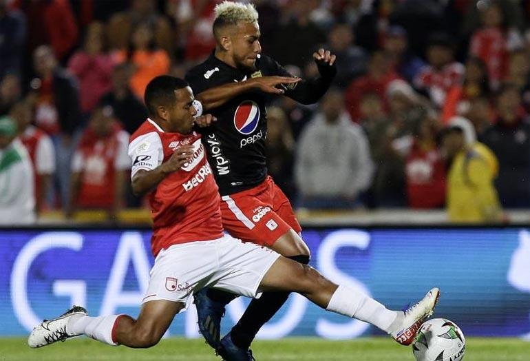 América de Cali, Independiente Santa Fe, Copa BetPlay, octavos