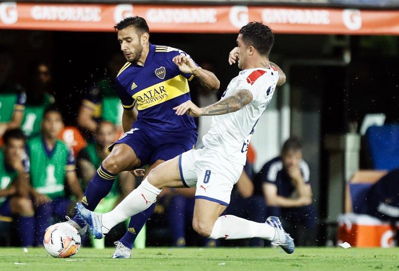 Adrián Arregui, Boca Juniors 3 - 0 Medellín, Copa Libertadores 2020