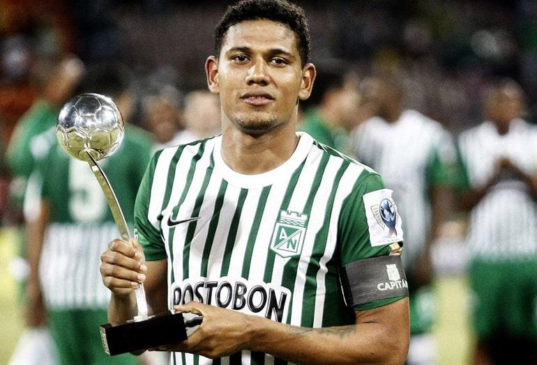 Alexánder Mejía, ex Atlético Nacional