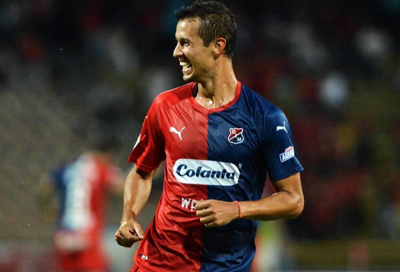 Andrés Ricaurte, Medellín 2 - 0 Alianza Petrolera, Liga Águila 2019-II