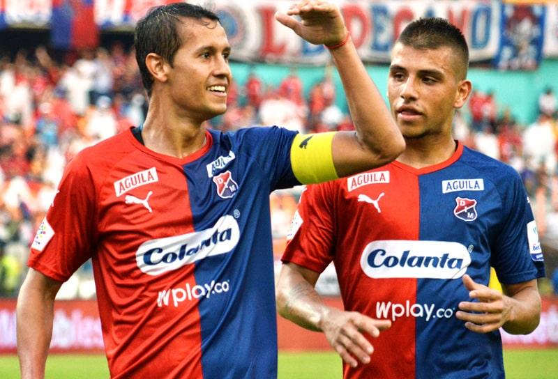 Andrés Ricaurte, Steven Rodríguez, Medellín 3 - 1 Patriotas, Liga 2020-I