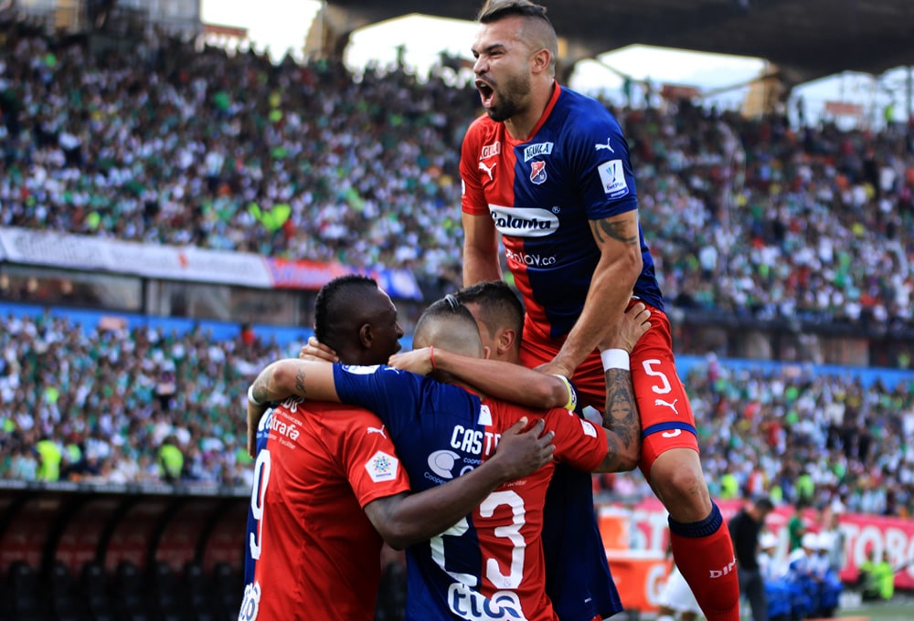 Atlético Nacional 1 - 1 DIM (1)