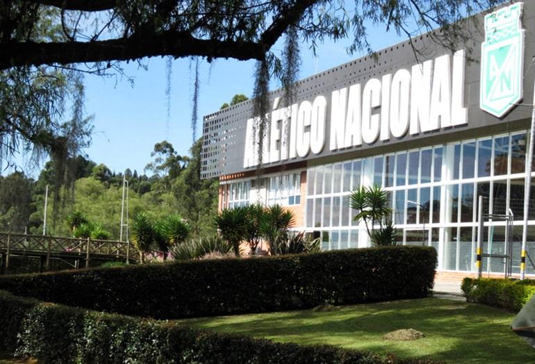 Atlético Nacional, Guarne, sede deportiva