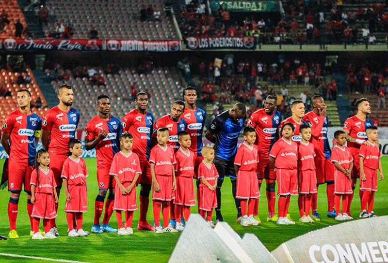 DIM 1 - 2 Club Libertad, Copa Libertadores 2020
