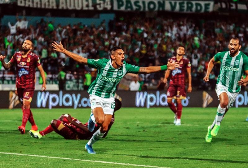 Daniel Muñoz, Atlético Nacional 1 - 0 Deportes Tolima, Liga Águila 2019-II