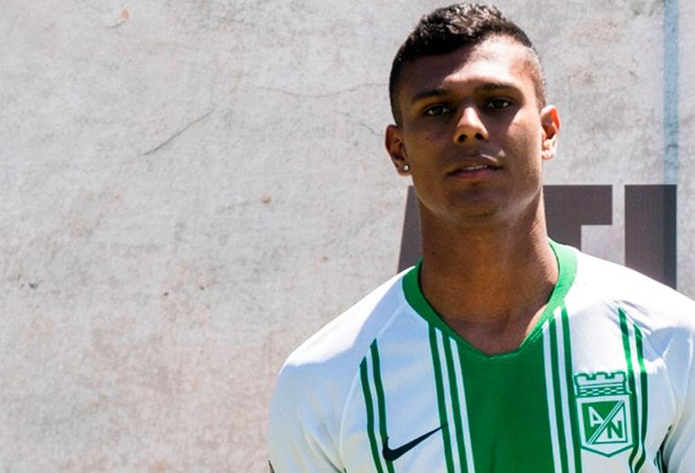 Estéfano Arango, presentación, Atlético Nacional