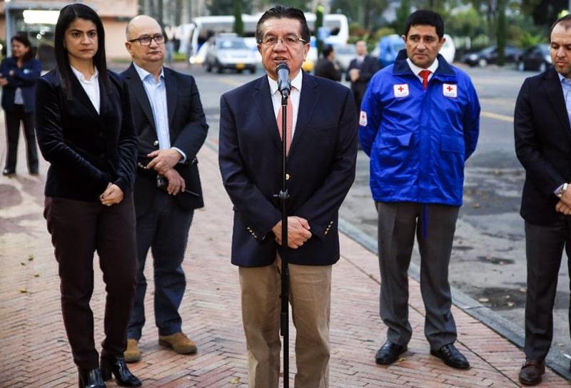 Fernando Ruiz, Ministerio de Salud, coronavirus COVID-19 (2)