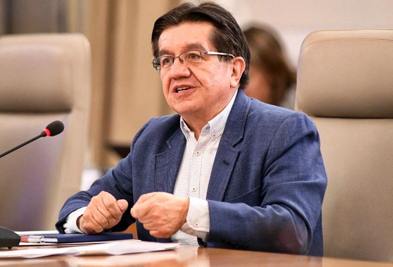 Fernando Ruiz, Ministerio de Salud, coronavirus COVID-19 (5)