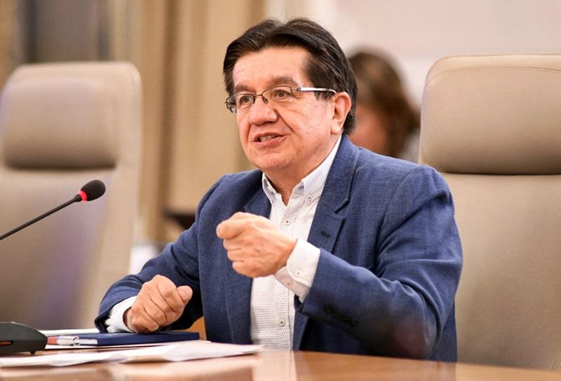 Fernando Ruiz, Ministerio de Salud, coronavirus COVID-19 (6)