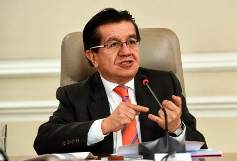 Fernando Ruiz, Ministerio de Salud, coronavirus COVID-19 (7)