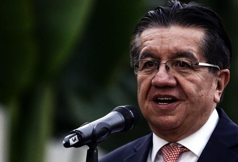 Fernando Ruiz, Ministerio de Salud, coronavirus COVID-19 (8)
