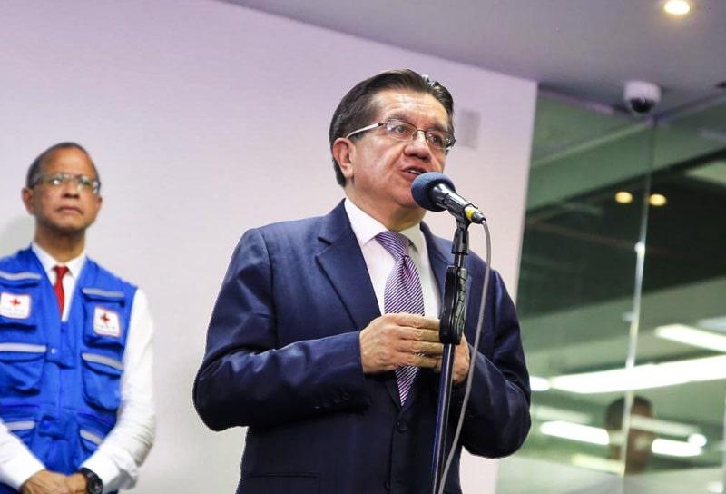 Fernando Ruiz, Ministerio de Salud, coronavirus COVID-19