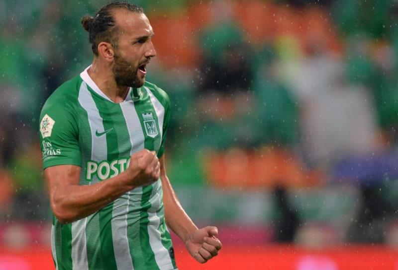 Hernán Barcos, ex Atlético Nacional