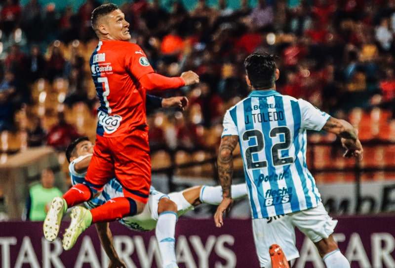Javier Reina, DIM 1 - 0 Club Atlético Tucumán, Copa Libertadores 2020 (1)