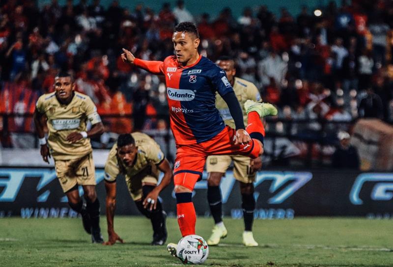 Javier Reina, Medellín 2 - 1 Rionegro Águilas, Liga 2020-I