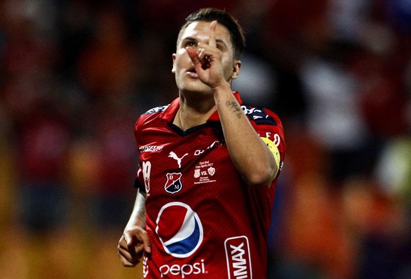 Juan Fernando Quintero, ex-Medellín (1)