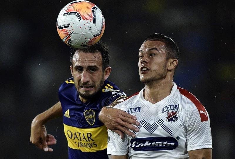 Leonardo Castro, Club Atlético Boca Juniors 3 - 0 DIM, Copa Libertadores 2020