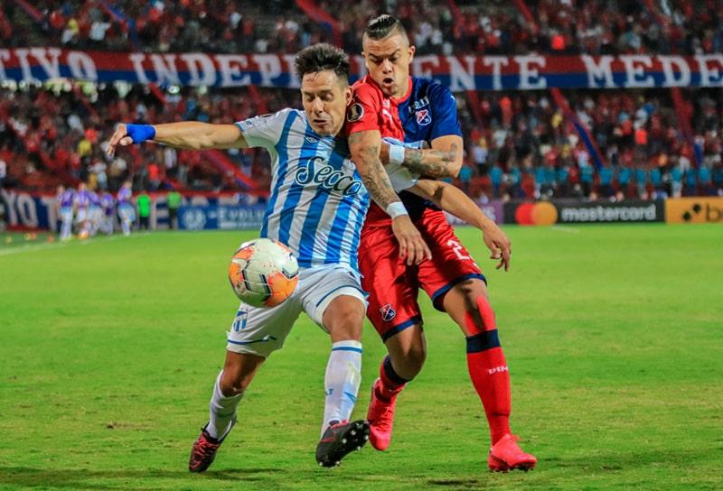 Leonardo Castro, Medellín 1 - 0 Tucumán, Copa Libertadores 2020