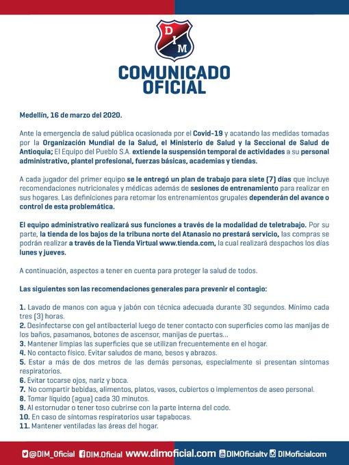 Medellín, coronavirus COVID-19 (1)