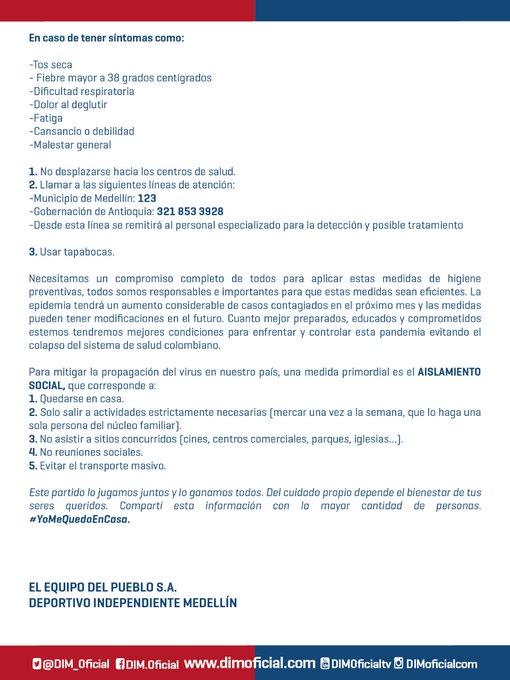 Medellín, coronavirus COVID-19 (2)
