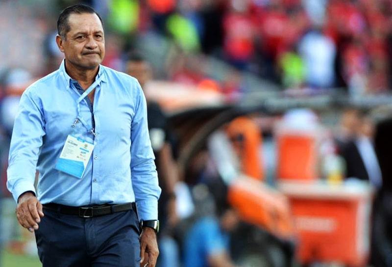 Pompilio Páez, Atlético Nacional, Copa Sudamericana 2020