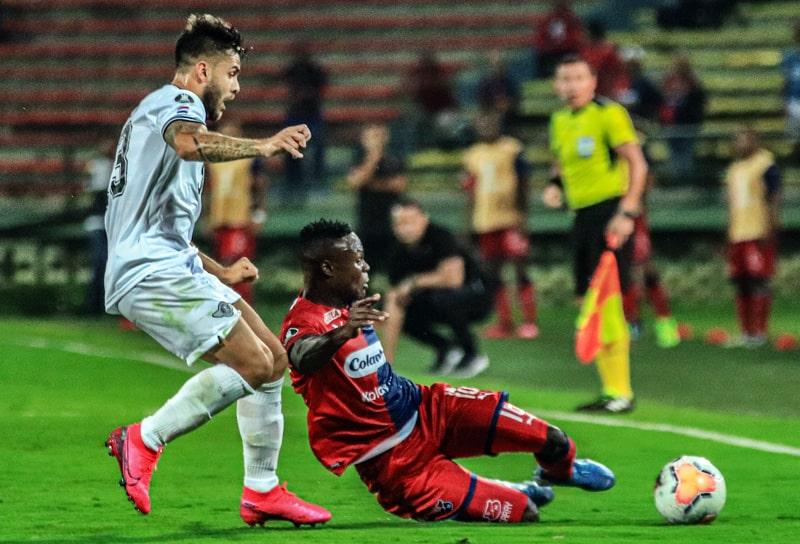 Yulián Gómez, Medellín 1 - 0 Tucumán, Copa Libertadores 2020