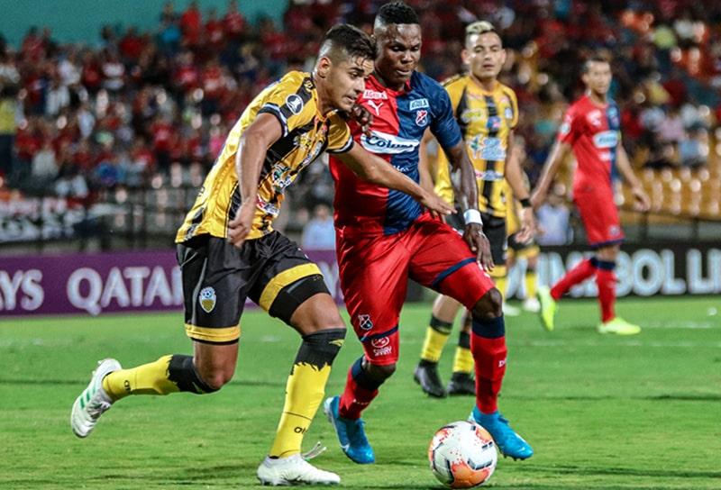 Yulián Gómez, Medellín 4 - 0 Táchira, Copa Libertadores 2020