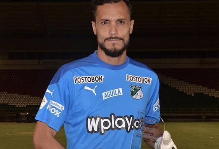 David González Deportivo Cali