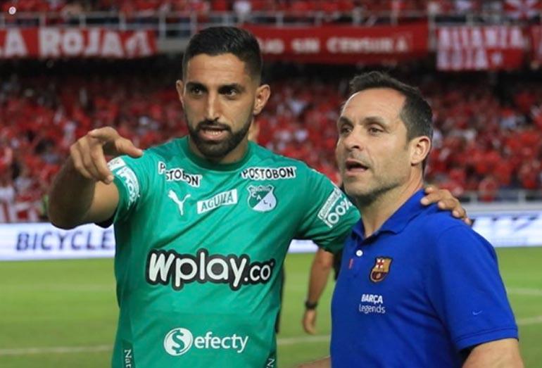 Hernán Menosse Deportivo Cali