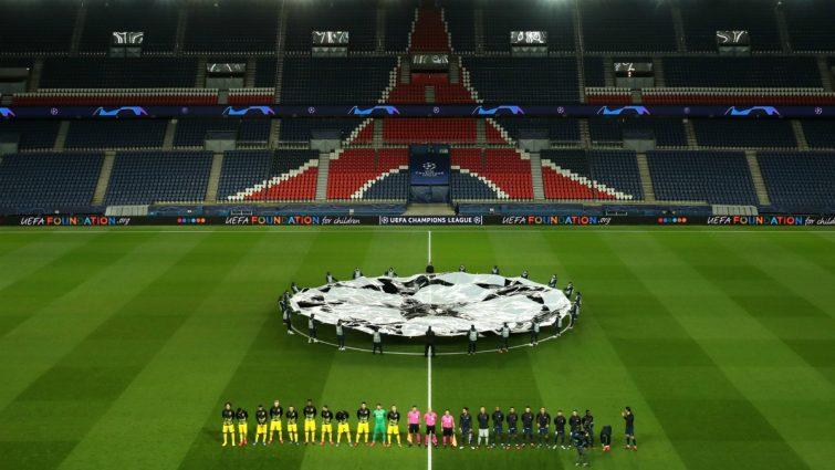 propuesta para definir al campeón de la Champions y Europa League
