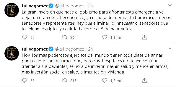 Tulio Gómez