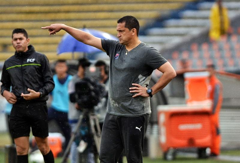 Aldo Bobadilla, Deportivo Independiente Medellín 3 - 1 Patriotas Boyacá, Liga 2020-I