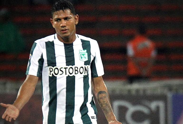 Alexánder Mejía, ex Atlético Nacional (1)