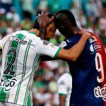 Atlético Nacional 1 - 1 Deportivo Independiente Medellín, Liga 2020-I, Daniel Muñoz, Juan Fernando Caicedo